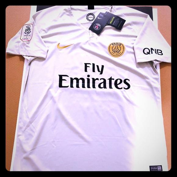 2018 19 AWAY PSG Paris Neymar Jr Soccer Jersey  10 2cb3dbe36